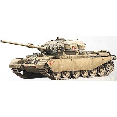UA72428 [1/72 ミリタリー イギリス・センチュリオンMk.5 主力戦車+増加燃料タンク2種]