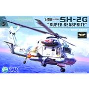 KITKH80126 [プラモデル 1/48 エアクラフトシリーズ カマン SH-2G スーパーシースプライト対潜ヘリコプター]