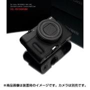 HG-RX100M3BK [ソニー RX100M5/M4/M3 用カメラケース ブラック]