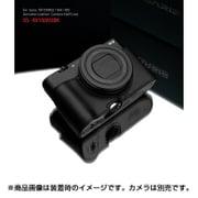XS-RX100M3BK [ソニー RX100M5/M4/M3 用カメラケース ブラック]