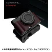 XS-RX100M3BR [ソニー RX100M5/M4/M3 用カメラケース ブラウン]