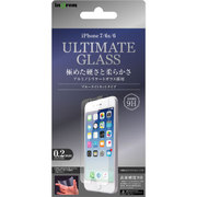 IN-P7FGG/MG [iPhone 7/6s/6 液晶保護ガラスフィルム 9H ULTIMATE ブルーライトカット 0.2mm]