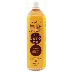 アミノ黒酢 900mL [酢]