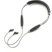 R6 Bluetooth Neckband Black [革製 ネックバンド型 Bluetoothイヤホン]