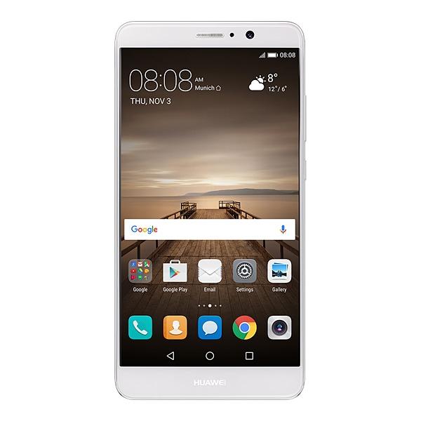 MATE9 MOONLIGHT SILVER [51090YMG Android 7.0 5.9インチ液晶 SIMフリースマートフォン ムーンライトシルバー]