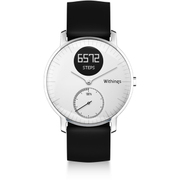 HWA03-White36-Asia [Withings Steel HR 36mm ホワイト]