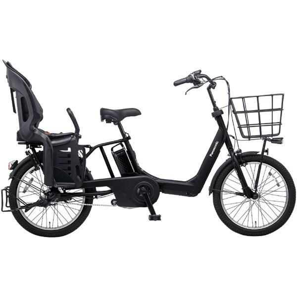 BE-ELAE03B [電動アシスト自転車 ギュット・アニーズ・EX 20型 20Ah 内装3段変速 マットナイト 2017年モデル]
