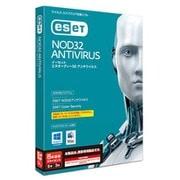 ESET NOD32アンチウイルス Windows/Mac対応 5年3ライセンス 更新 HYB [ウィルス対策ソフト]