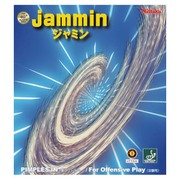 NR8718-20-C [Nittaku(ニッタク) ラバー 裏ソフトラバー JAMMIN(ジャミン) レッド 中 NR8718]