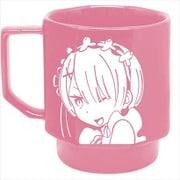 Re:ゼロから始める異世界生活 HASAMIマグカップ ラム.Ver [キャラクターグッズ]