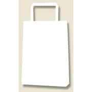 #3275110 [手提紙袋 18-3 白無地片艶 80g 50枚]