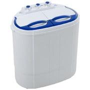 VS-H011 [2槽式小型洗濯機 極洗Light ブルー]