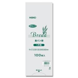 #6721410 [PP食パン袋 1斤用 100枚入]