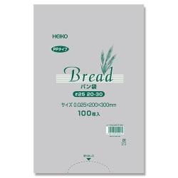 #6721561 [PPパン袋 #25 17-30(11号) 100枚入]