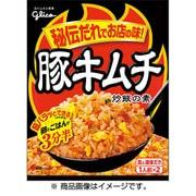 グリコ 豚キムチ炒飯の素 43.6g