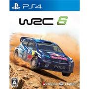 WRC 6 FIA ワールドラリーチャンピオンシップ [PS4ソフト]