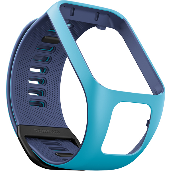 9UR0.000.07 TomtomWatch 3Strap LBL/IND S [替えバンド]