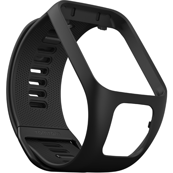 9UR0.000.09 TomtomWatch 3Strap BLK S [替えバンド]
