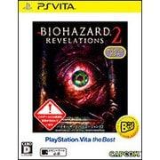 バイオハザード リベレーションズ2 PlayStation Vita the Best [PS Vita アクションゲーム]