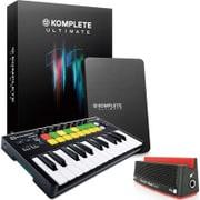 KOMPLETE 11 ULTIMATE + Launchkey Mini MK2 [バンドルパッケージ]