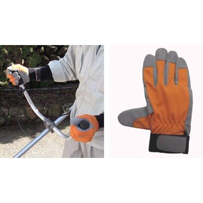 振動低減 手袋 L