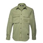 l/s Big Pocket shirt THE HUNTER Military XS [ビッグポケットシャツ XSサイズ ミリタリー]