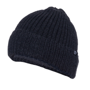 headwear Pouch Beanie KNIT Dark gray [ポーチ機能付きビーニー帽 ダークグレー]