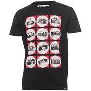 T-Shirt CAMCHART Black L [Tシャツ Lサイズ]