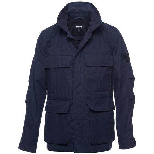 Field Jacket ASIA Dark denim blue S [フィールドジャケット Sサイズ]