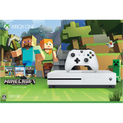 Xbox One S 500 GB (Minecraft 同梱版) [ゲーム機本体]