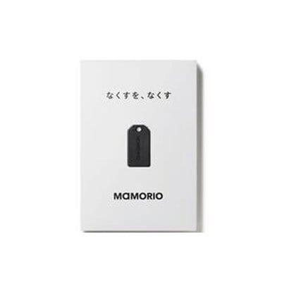 MAMORIO(マモリオ) ブラック [落とし物防止タグ Bluetooth対応]