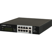 SWX2100-10PoE [シンプルL2スイッチ PoE対応 10ポート]