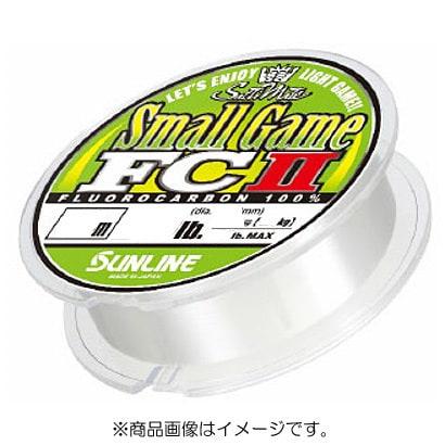 ソルティメイト・スモールゲームFC II 120m 1.2lb [ライン シーバス用]