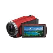 HDR-CX680 R [デジタルHDビデオカメラレコーダー Handycam(ハンディカム) レッド]