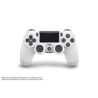 プレイステーション4 ワイヤレスコントローラー DualShock 4 グレイシャー・ホワイト [CUH-ZCT2J13]