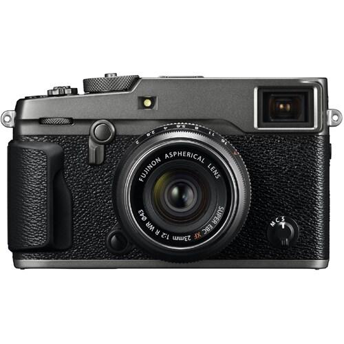 FUJIFILM X-Pro2 グラファイトエディション [XPRO2(エックスプロ2) レンズ交換式プレミアムデジタルカメラ レンズキット]