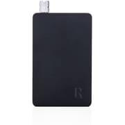 Rx/Black [ポータブルヘッドホンアンプ ブラック]