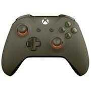 Xbox ワイヤレス コントローラー グリーン/オレンジ