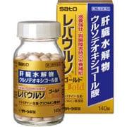 レバウルソゴールド 140錠 [第3類医薬品 ビタミン剤]