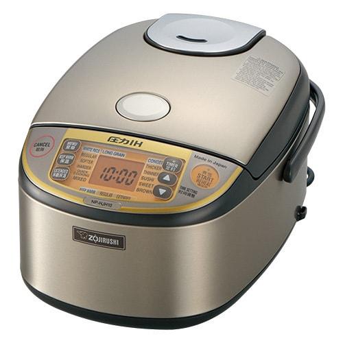 NP-HJH10-XT [炊飯器 ツーリストモデル 圧力IH 5.5合炊き]