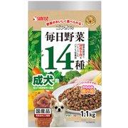 ゴン太の毎日野菜14種 成犬用 1.1kg