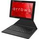 FARQ35B1B [タブレット arrows Tab QHシリーズ/Atom x5-Z8350/10.1型/メモリ2GB/Windows 10 Home 32ビット/Office Mobile/ブラック]