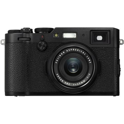 FUJIFILM X100F ブラック [デジタルカメラ]
