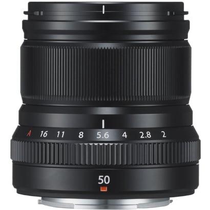 XF50mm F2 R WR ブラック [フジノンレンズ XF 50mm F2 富士フイルムXマウント]