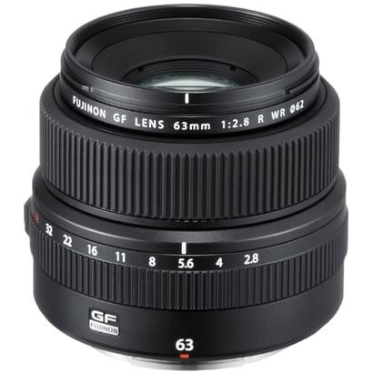 GF63mm F2.8 R WR [フジノンレンズ GF63mm F2.8 富士フイルムGマウント]