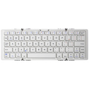 OWL-BTKB6401-WHSI [Bluetooth ワイヤレスキーボード 64キー ホワイト]