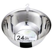 DF5407 [深型ボール 目盛付 24cm]