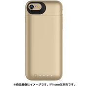 MOP-PH-000146 [Juice Pack Air iPhone 7用  ワイヤレス充電付きバッテリーケース ゴールド]