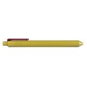 521-0180 [スリッキー Yellow Ocher 低粘度油性ボールペン]