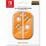 NJS-001-3 [Nintendo Switch専用 Joy-Con SILICONE COVER for Nintendo Switch オレンジ]